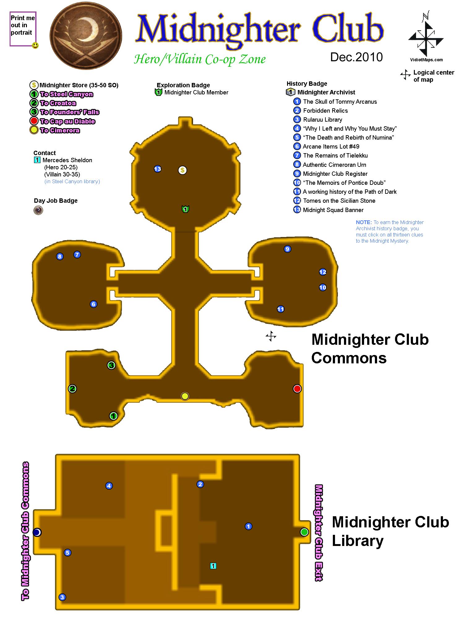 Midnighter Club - Paragon Wiki