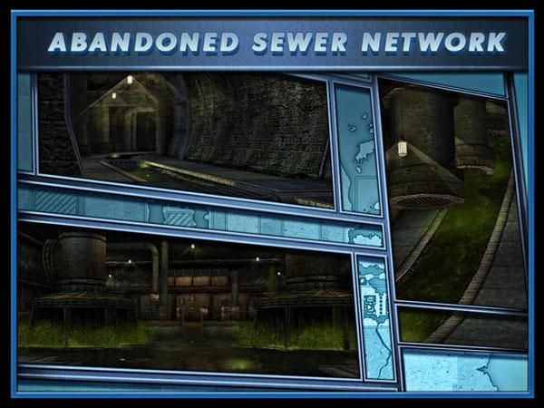 ABANDONED SEWER NETWORK (Red de Alcantarillado Abandonada) Splash_AbandonedSewers